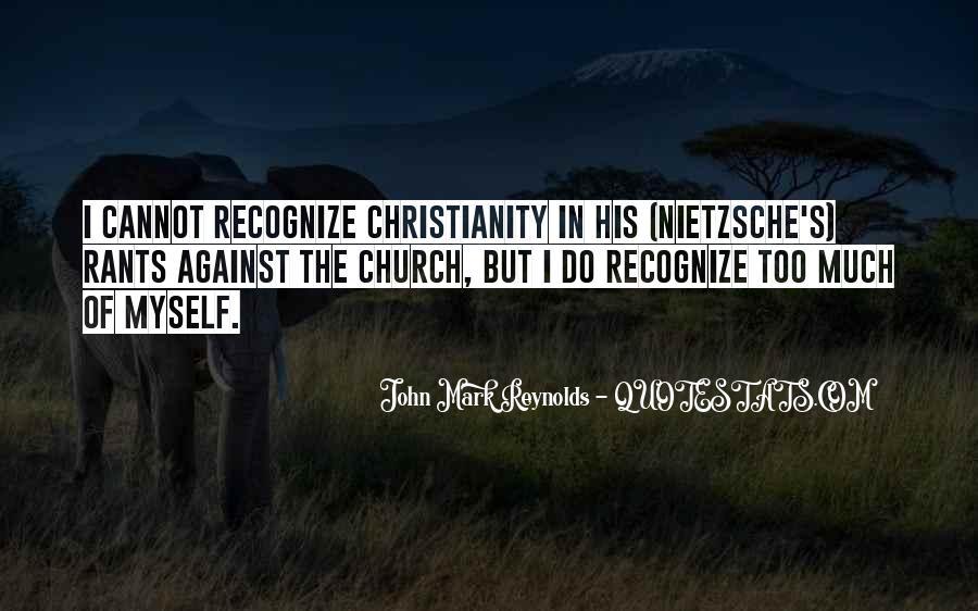 John Mark Reynolds Quotes #276088