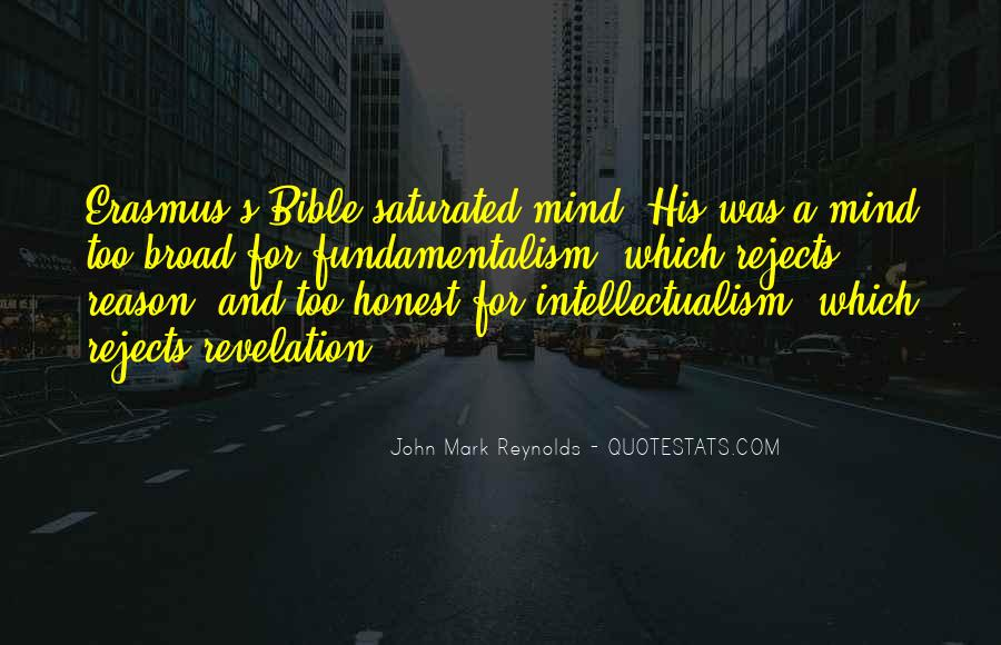 John Mark Reynolds Quotes #938689
