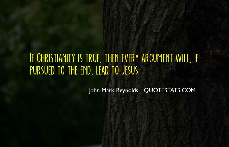 John Mark Reynolds Quotes #961515