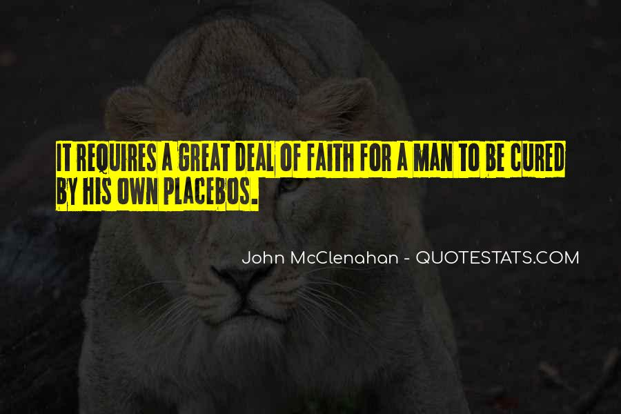 John McClenahan Quotes #1519850