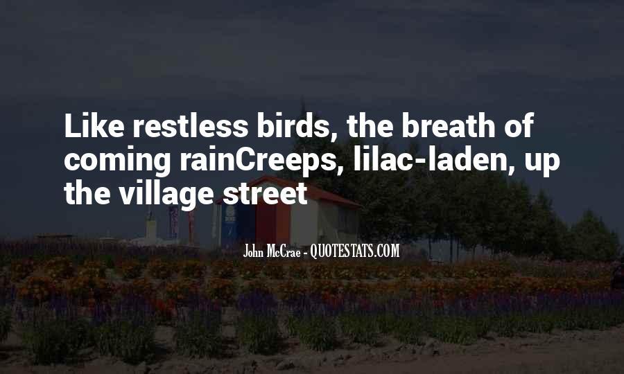 John McCrae Quotes #1028308