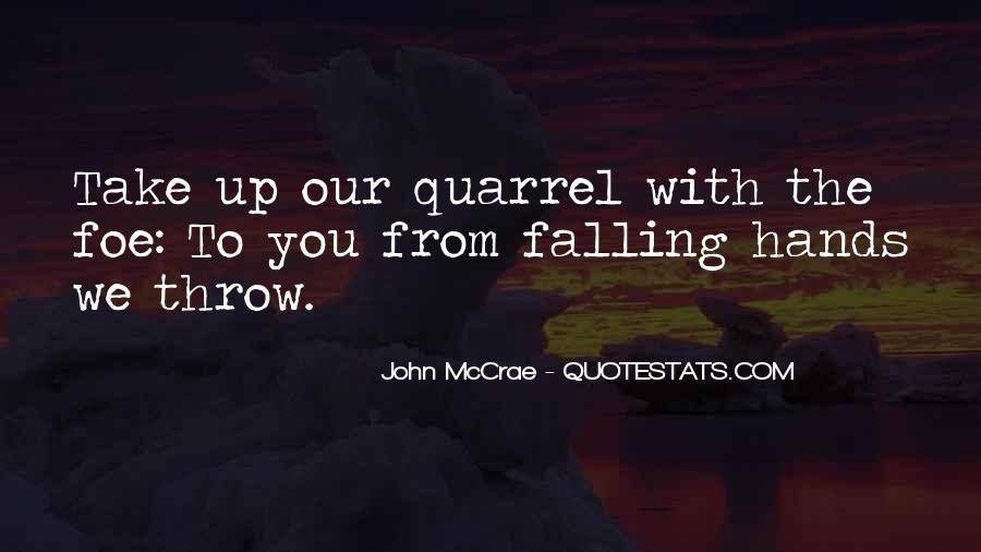John McCrae Quotes #289866