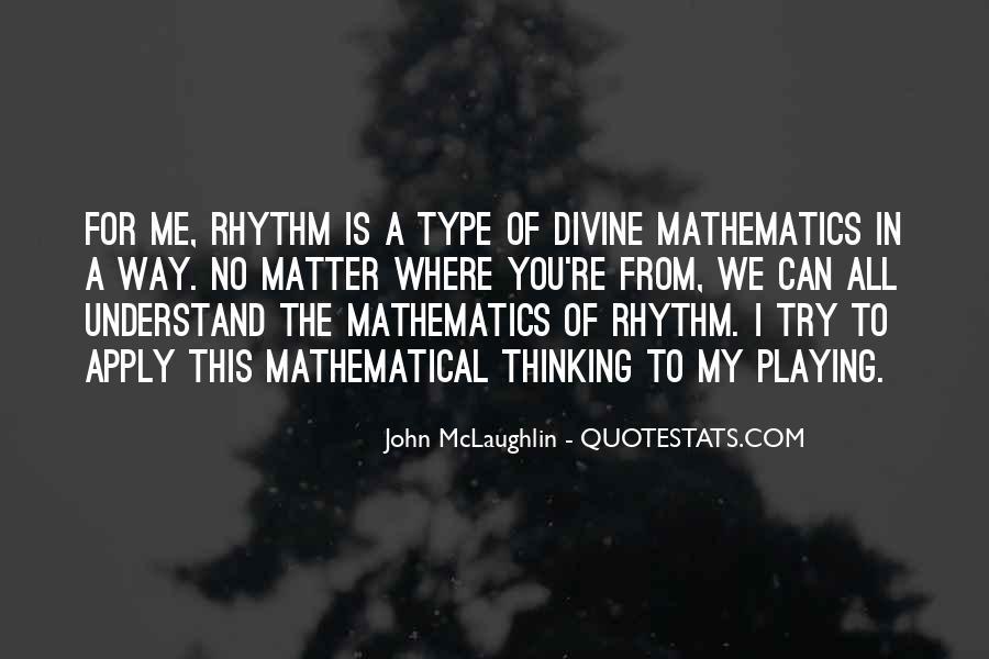 John McLaughlin Quotes #1312789
