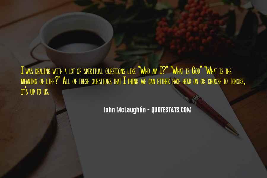 John McLaughlin Quotes #1422884