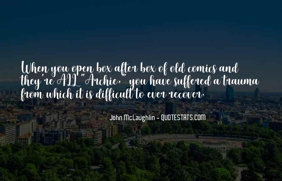 John McLaughlin Quotes #1603929
