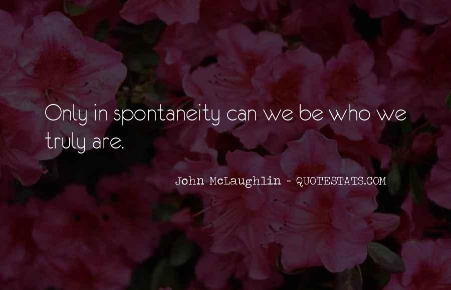 John McLaughlin Quotes #1711787