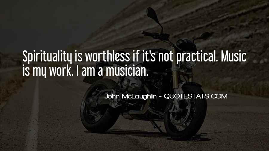 John McLaughlin Quotes #1752227