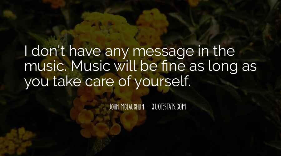 John McLaughlin Quotes #1761523