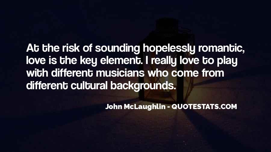 John McLaughlin Quotes #503369