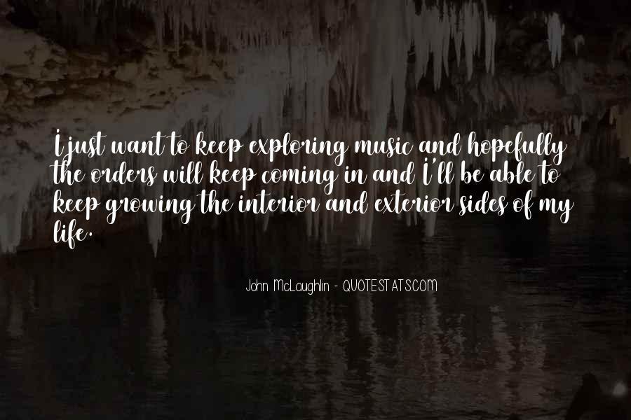 John McLaughlin Quotes #527175