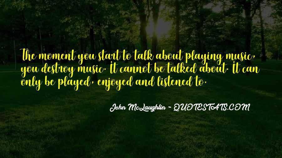 John McLaughlin Quotes #723990