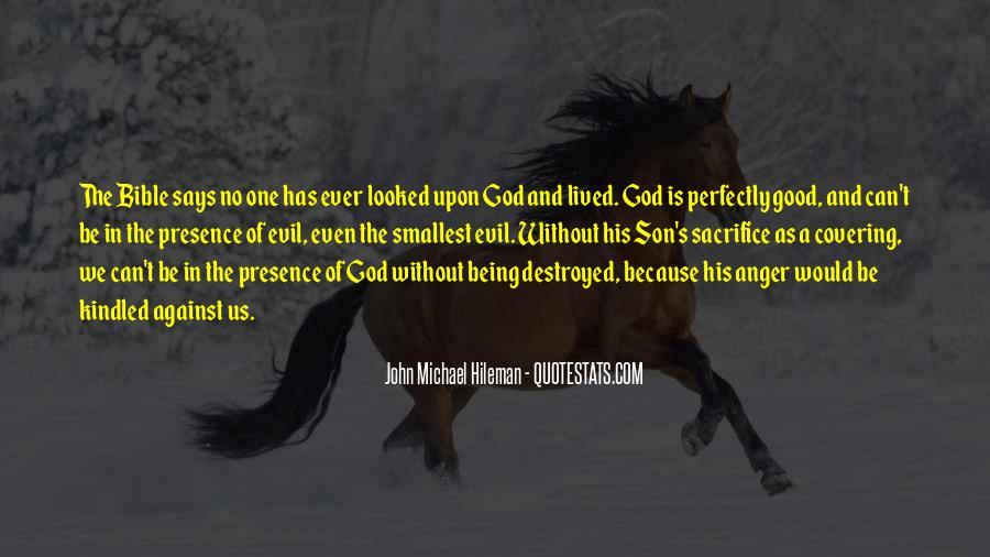John Michael Hileman Quotes #1325403
