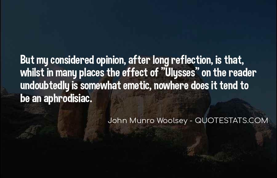 John Munro Woolsey Quotes #223944
