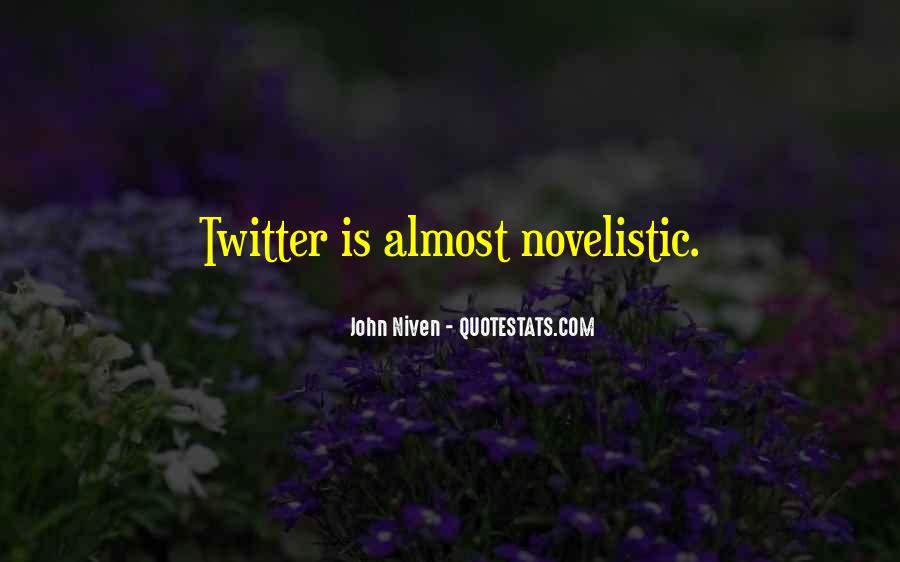 John Niven Quotes #117538