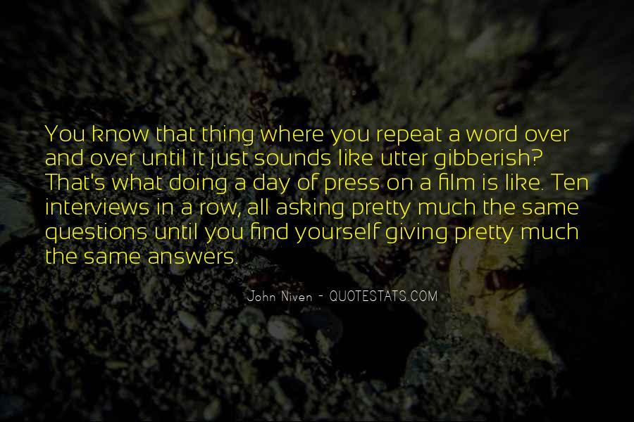 John Niven Quotes #307304