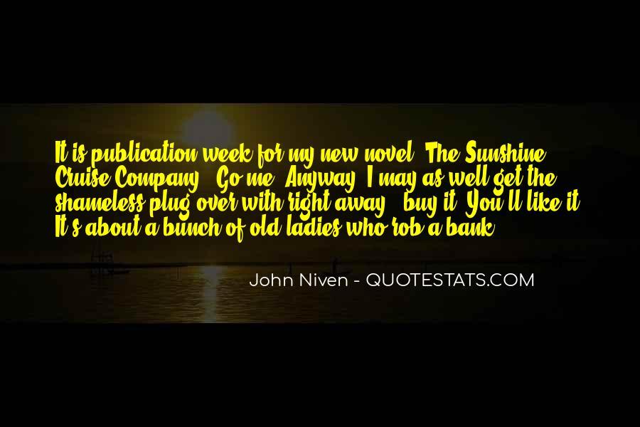 John Niven Quotes #309246