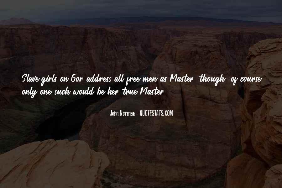 John Norman Quotes #669392