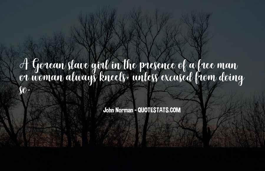 John Norman Quotes #73322
