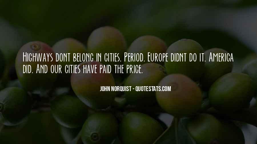 John Norquist Quotes #484599