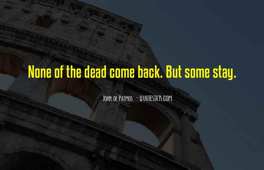 John Of Patmos Quotes #455532
