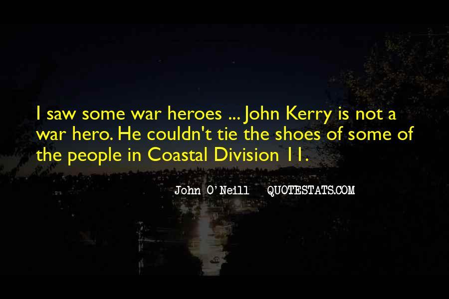 John O'Neill Quotes #156405