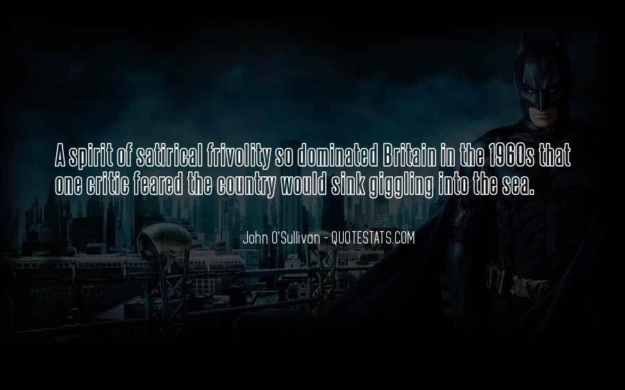 John O'Sullivan Quotes #614652