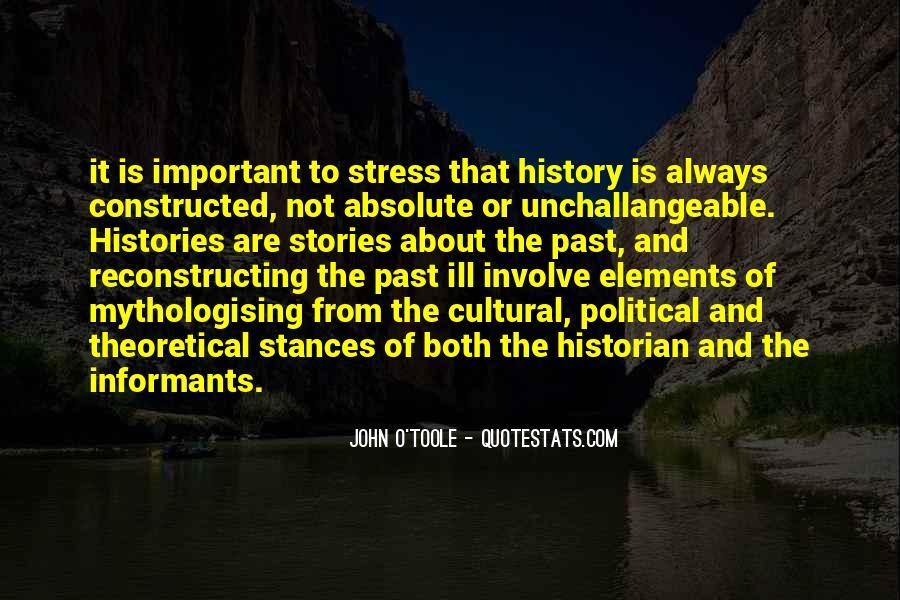 John O'Toole Quotes #1815266