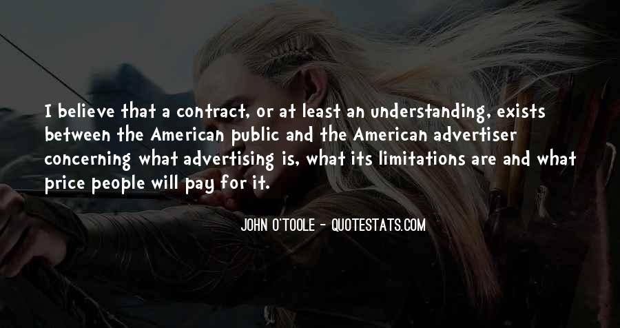 John O'Toole Quotes #70743