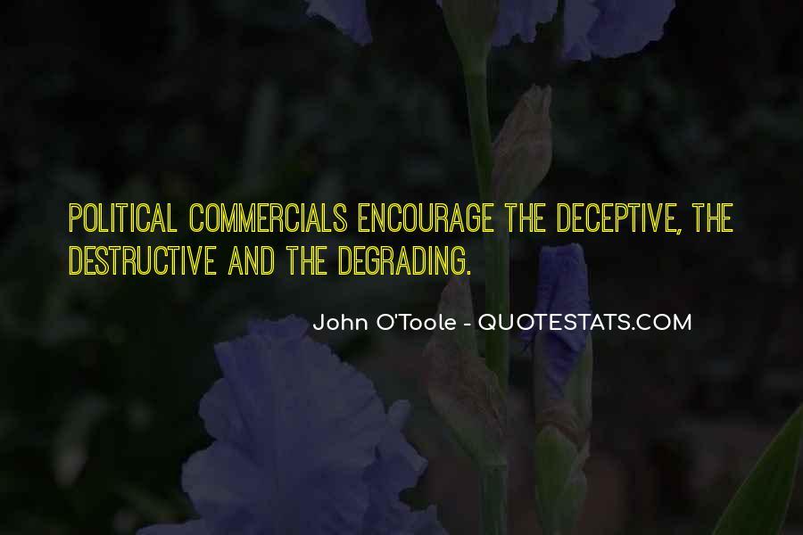 John O'Toole Quotes #880040
