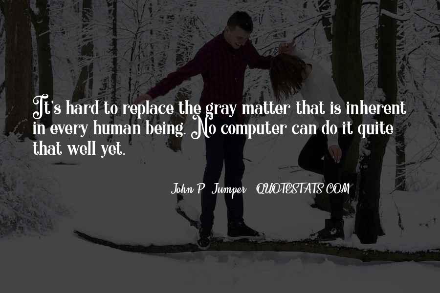 John P. Jumper Quotes #1016751
