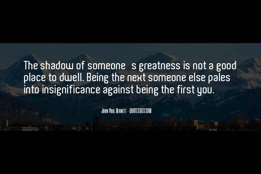 John Paul Bernett Quotes #1155104