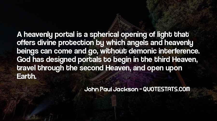John Paul Jackson Quotes #738619