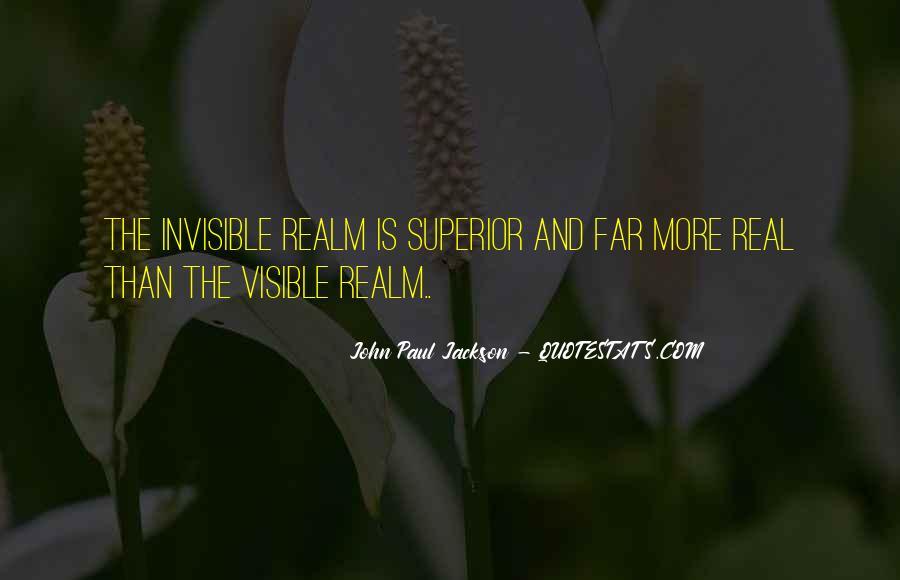 John Paul Jackson Quotes #994172