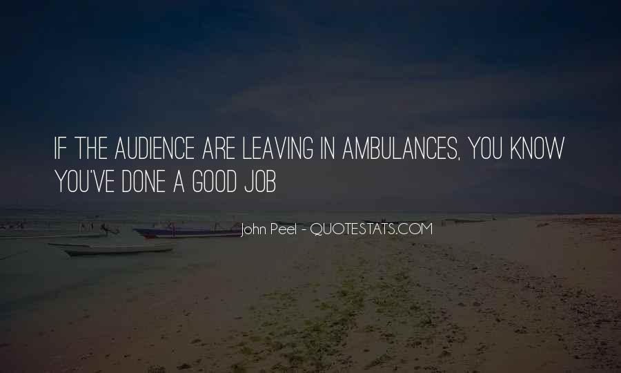 John Peel Quotes #1753418
