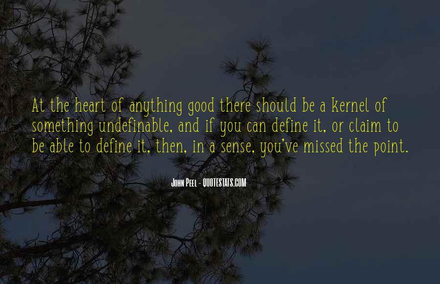 John Peel Quotes #313597