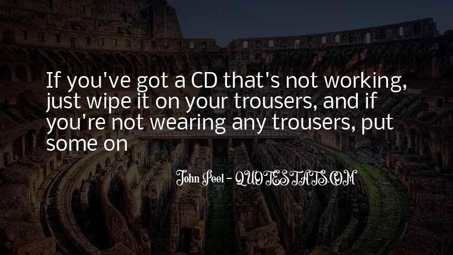 John Peel Quotes #642732