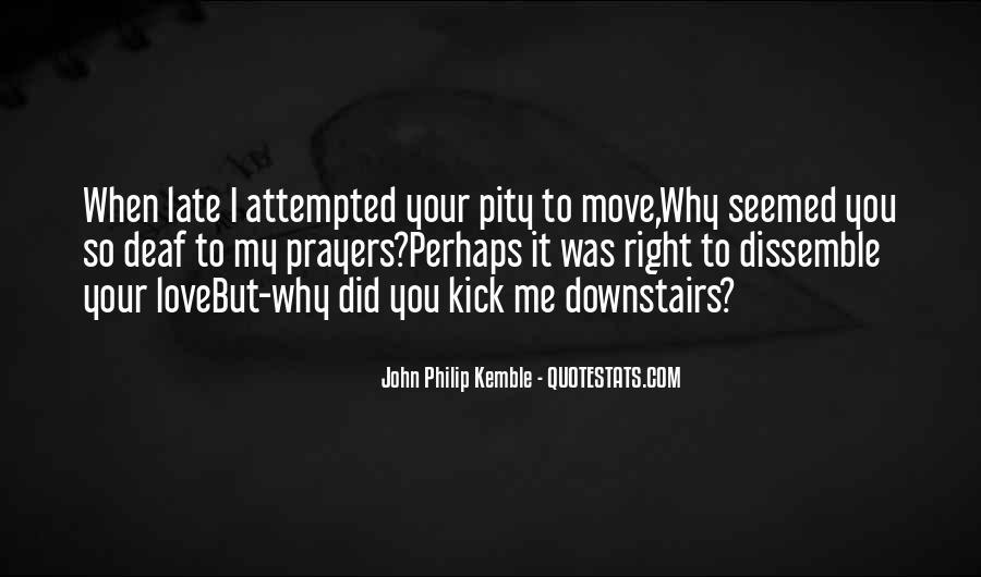John Philip Kemble Quotes #1217086