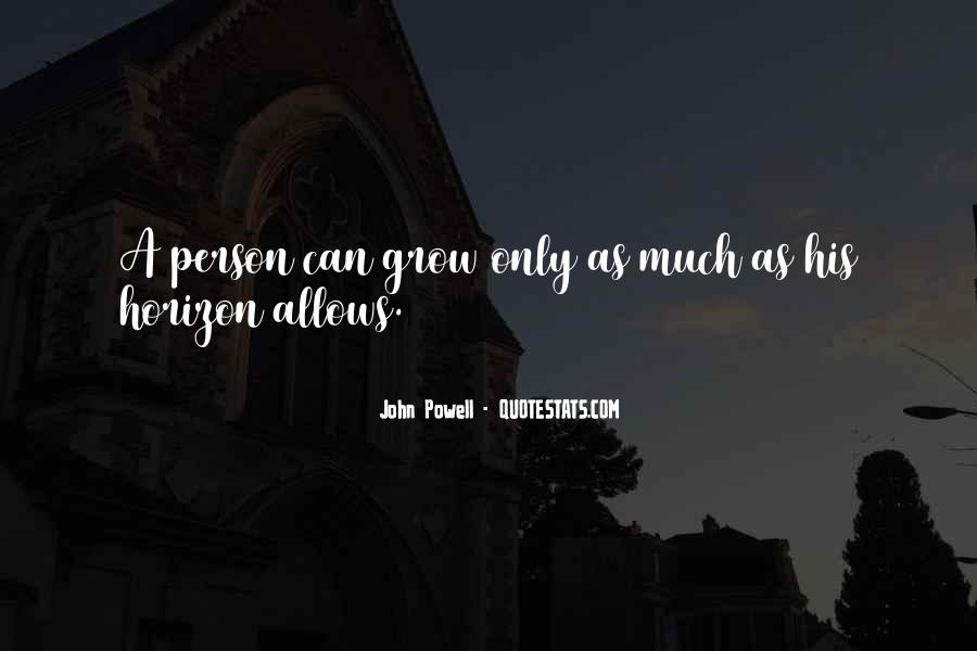 John Powell Quotes #1342429