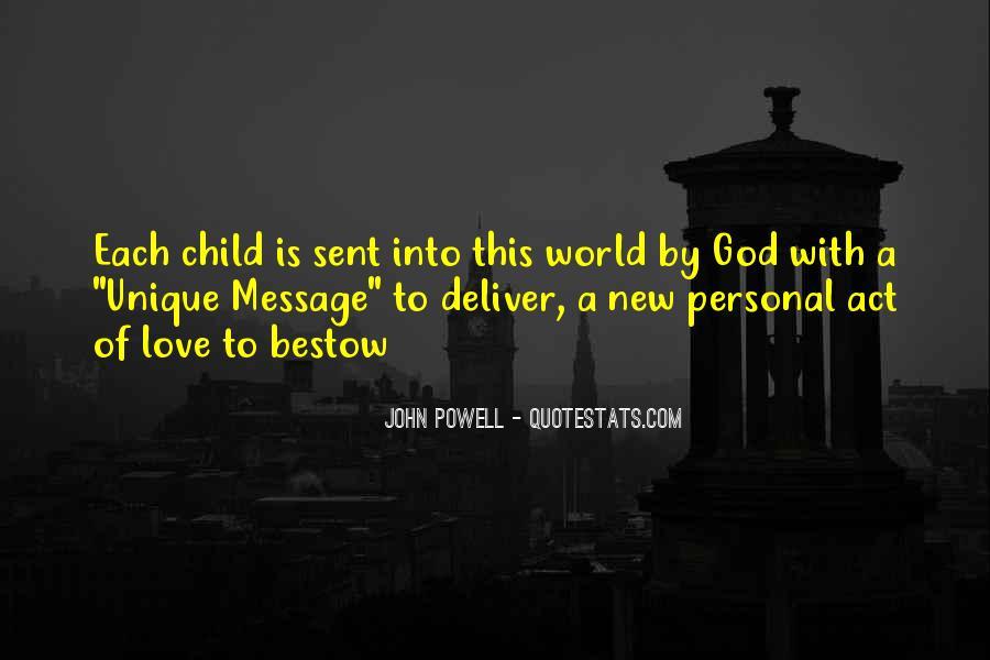 John Powell Quotes #1519968