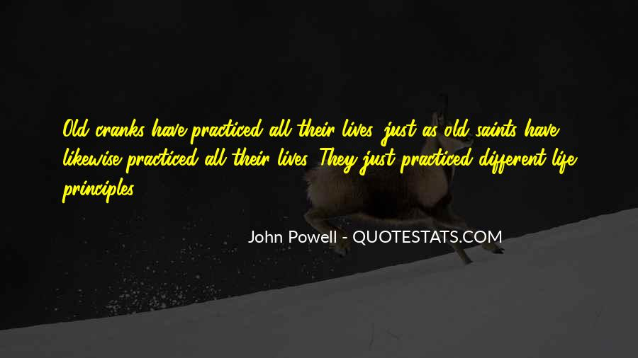 John Powell Quotes #336702