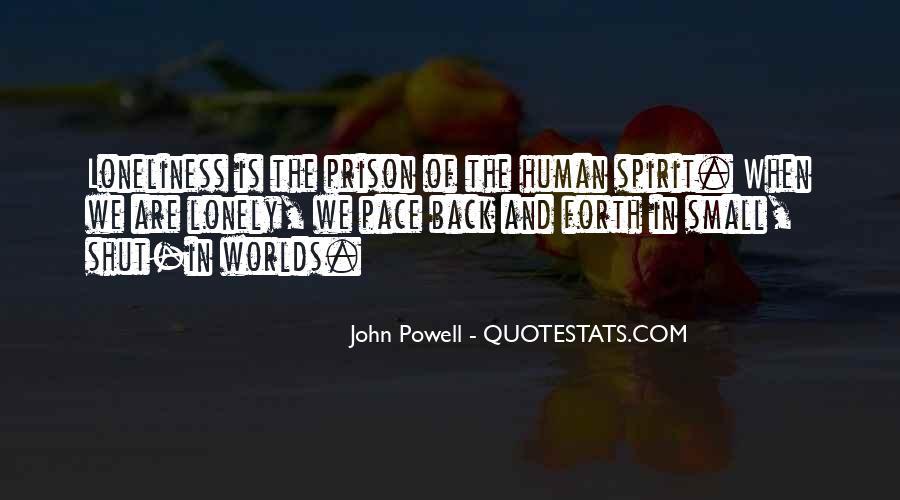 John Powell Quotes #37937