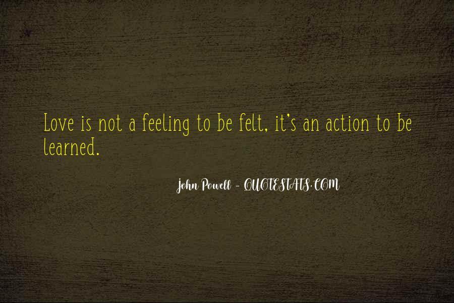 John Powell Quotes #522274