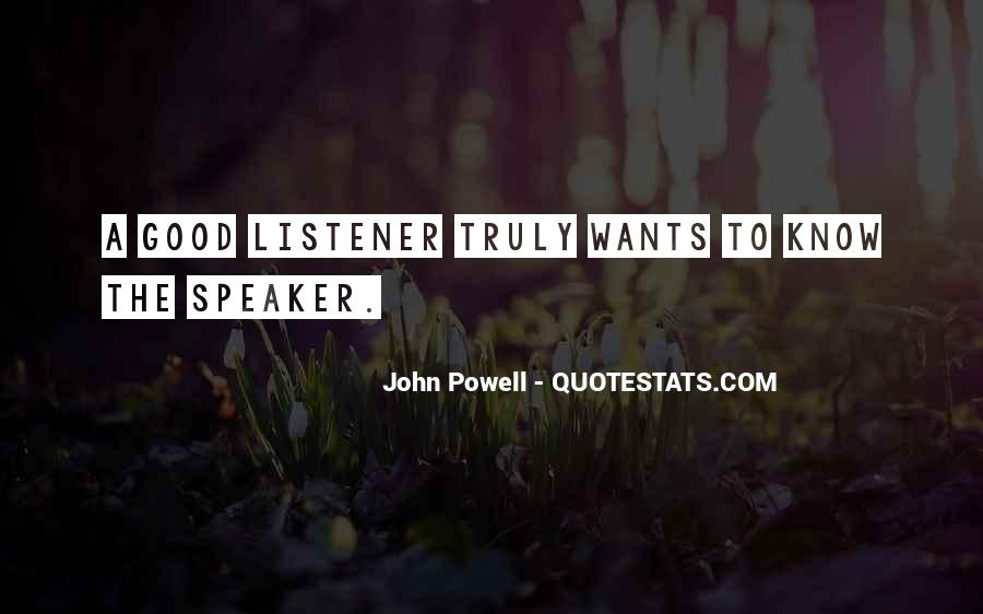 John Powell Quotes #734555