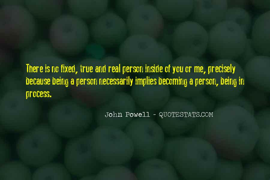 John Powell Quotes #739902