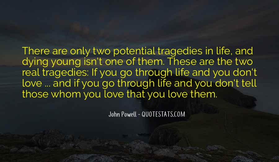 John Powell Quotes #973626