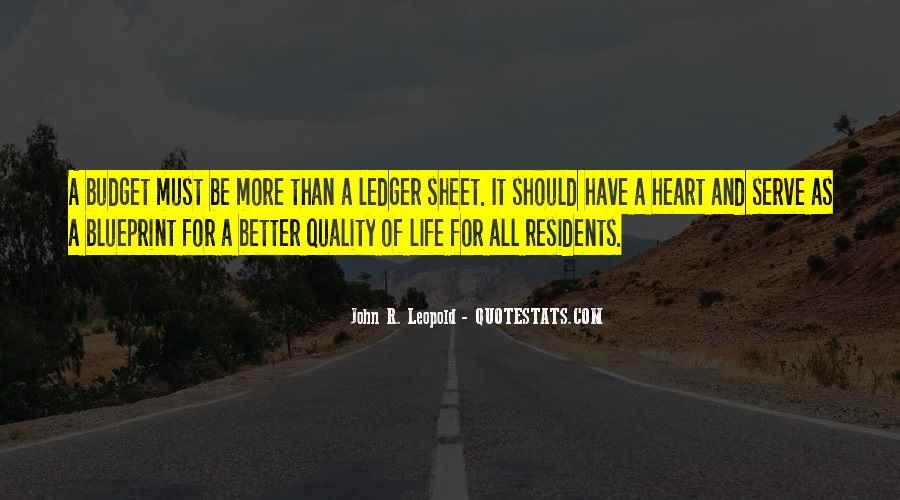 John R. Leopold Quotes #1108874
