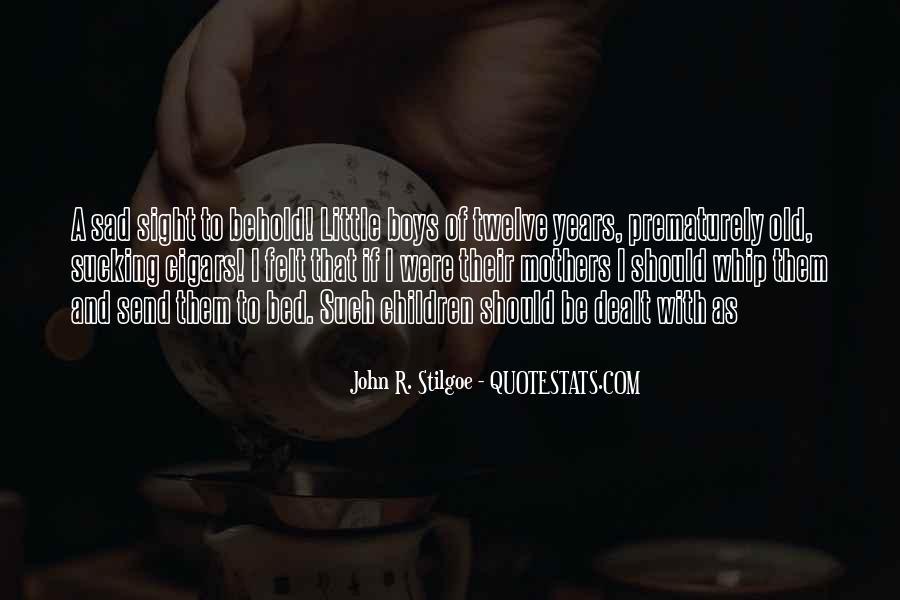 John R. Stilgoe Quotes #727906