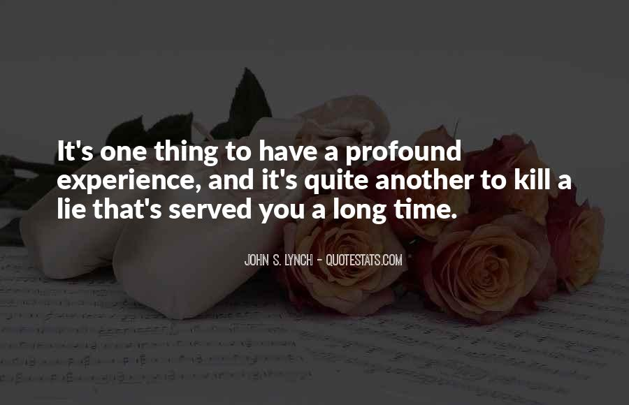 John S. Lynch Quotes #110876