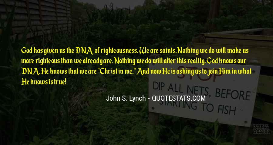 John S. Lynch Quotes #1356783