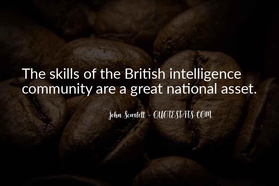 John Scarlett Quotes #1693889
